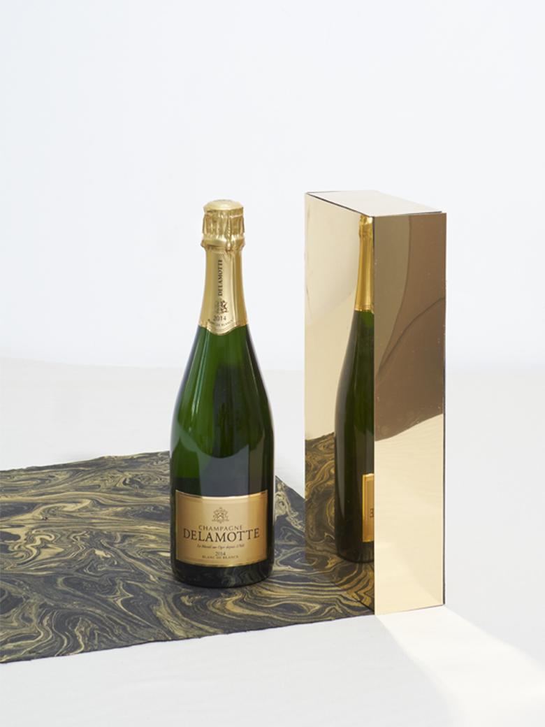白中白香槟 2014年份香槟