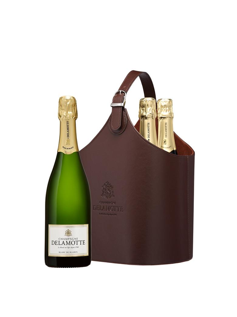 Gift box Blanc de Blancs Porte-Bouteille
