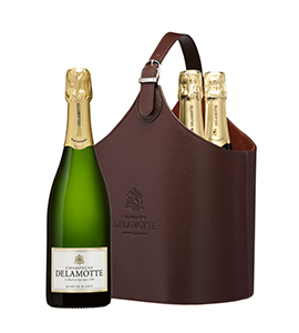 Gift box Blanc de Blancs holder